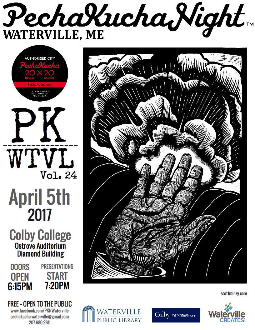 Gmail themes night - Revolution Is The Theme At Pechakucha Night Volume 24 April 5