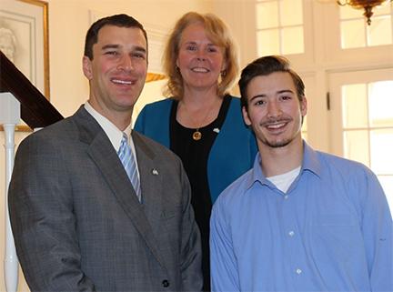 Winthrop student awarded two KSB scholarships