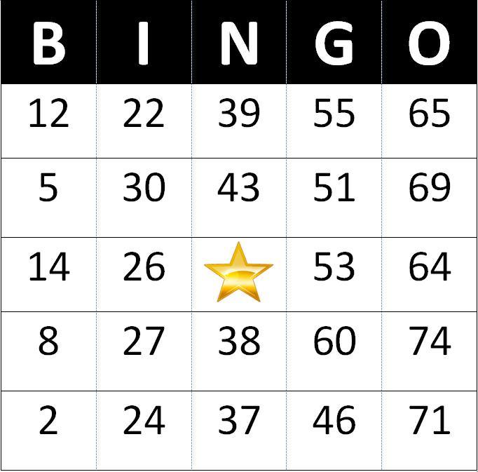 Gardiner Lions Club Changes Bingo Night To Wednesday