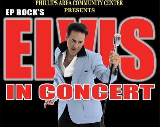 EP Rock brings Elvis back to Phillips Feb. 18