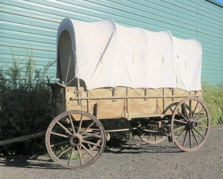 Conestoga Wagon (Victor Block photo)