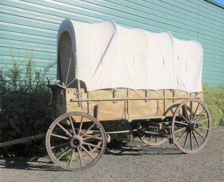 Conestoga Wagon (Victor Block photo)