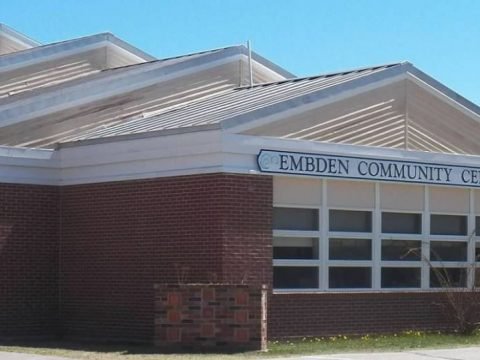 Embden Community Center (embden.maine.gov photo)