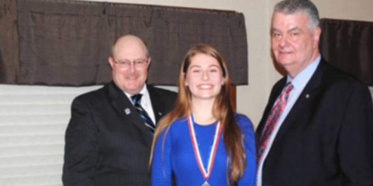 Mt Ararat Student Is State Winner In Voice Of Democracy Essay  Mt Ararat Student Is State Winner In Voice Of Democracy Essay Contest Business Plan Writers Nj also Healthy Food Essay  Example Of A Good Thesis Statement For An Essay