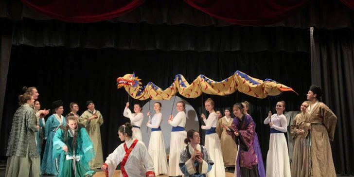 Lisbon Drama Club shines in MPA One Act Play competition